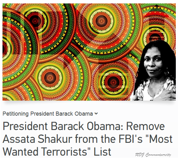 Assata Shakur: RBG Communiversity: Message 2