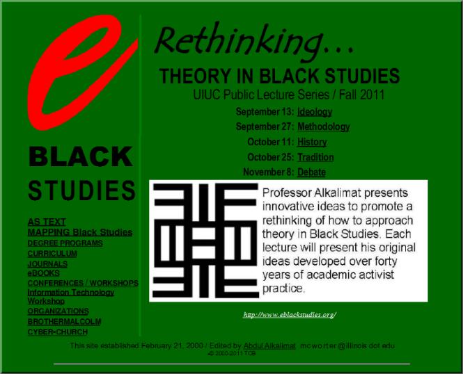E-BLK STUDIES