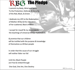 rbg pledge