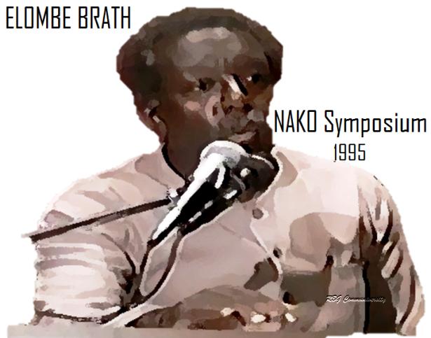 ELOMBE BRATH - NAKO Symposium, 1995  a