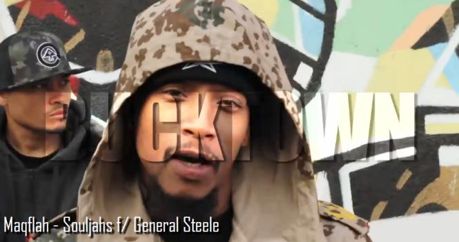 Maqflah - Souljahs f General Steele