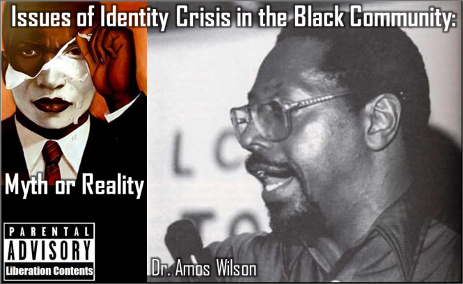 rbg dr amos wilson myth or reality main cover