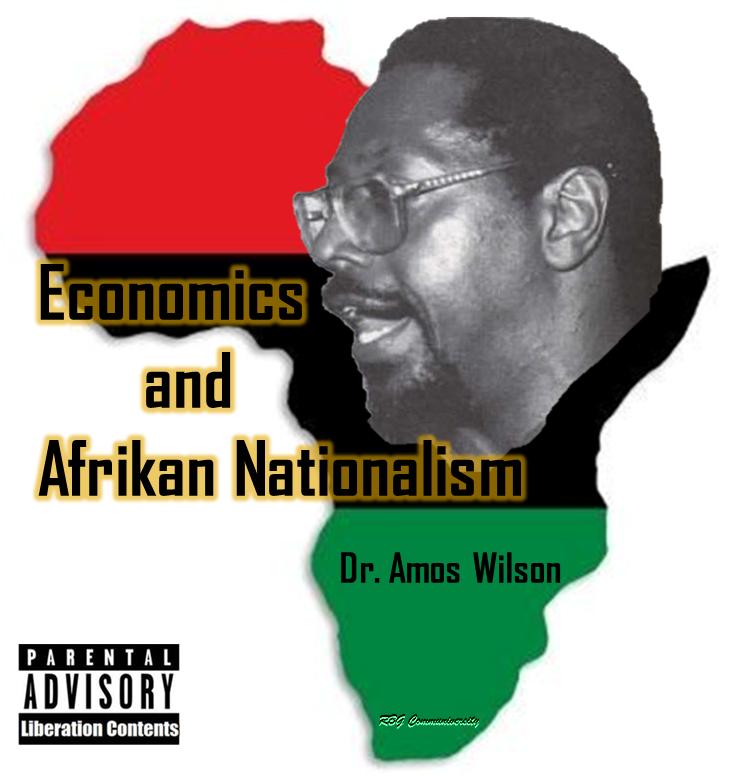 Economics and afrikan nationalism dr amos wilson blueprint for rbg blueprint rbg economics and afrikan nationalism cover malvernweather Gallery