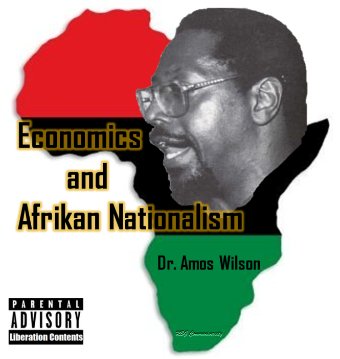 RBG ECONOMICS AND AFRIKAN NATIONALISM COVER