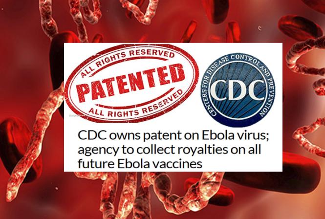 cdc ebola patent