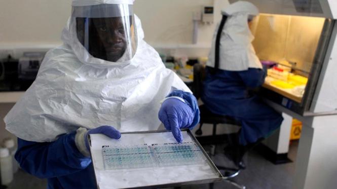 ebola SCAM