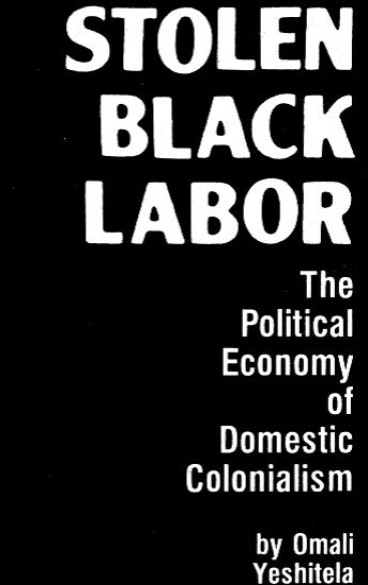 stolen black labor cover